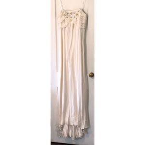 Carmen Marc Valvo - White Prom or Wedding Dress